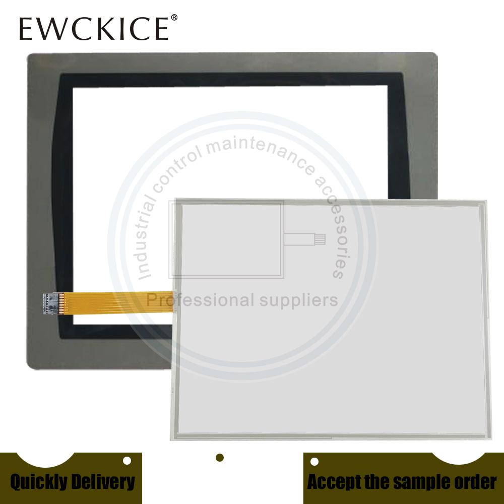 Original NEW TPI # 1293-002 REV B Rockwell # 77158-187-54 PLC HMI Industrie-TouchScreen und Frontetikett Film