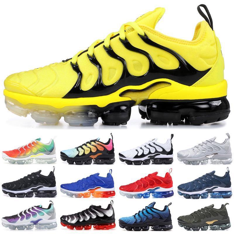 2.020 tn más triples Negro de zapatillas zapatos zapatillas de deporte el mejor hombre tn calidad de hombre de la moda de las mujeres estilista