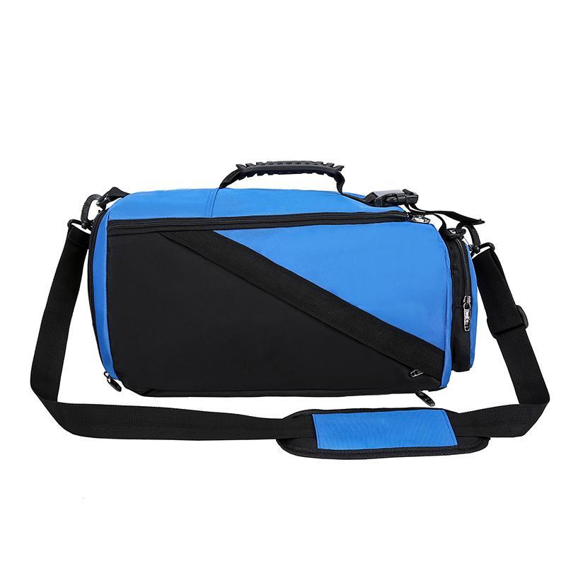 Moda Duffel bolsas de deporte para hombre que viaja del bolso de hombro del bolso para las mujeres de alta capacidad de la calle al aire libre Estilo B104440X
