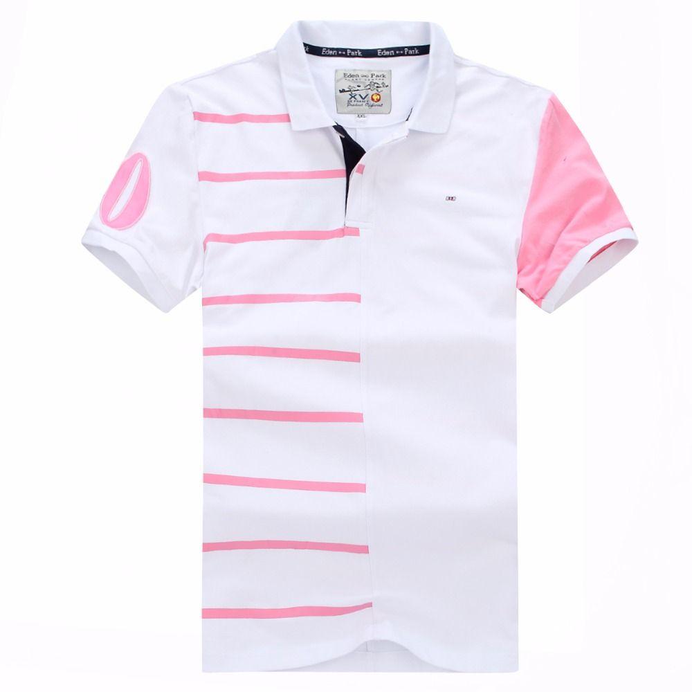 2019 camisas caliente vendiendo Eden alta calidad del algodón del estilo remata Francia Parque bordado pantalones cortos de verano marca de ropa casual en el hogar hombres más 3XL
