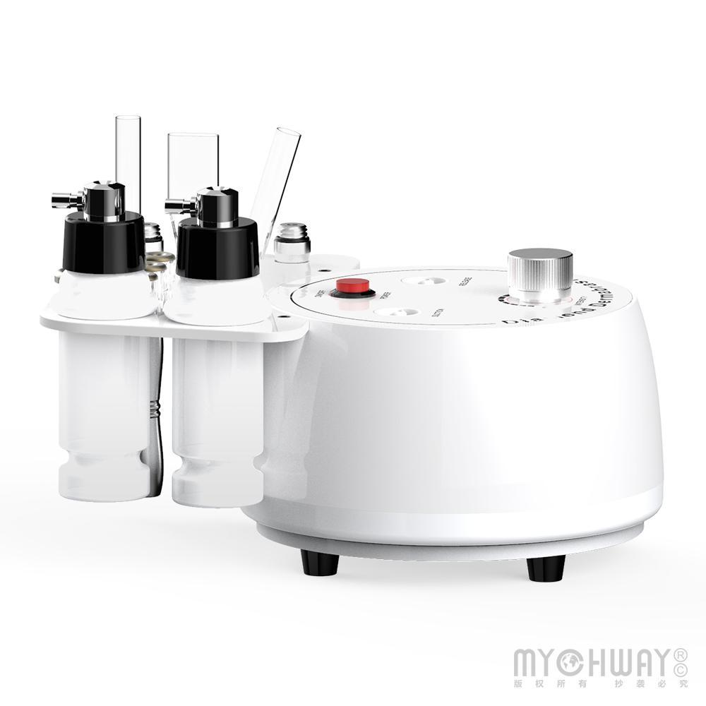 2020 NEU 3-1 Mini Diamant Microdermabrasion Dermabrasion Facial Peel Skin Care Gesichtsreinigung Vacuum Spritzmaschine