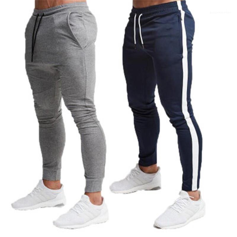 Pantalon jogging Fitness pour homme Joggers Skinny hommes Pantalons Slim Fit Sport RUNNING Pantalon Pantalon Homme Sweat Sport