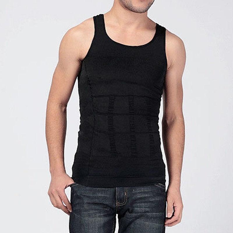 Местные мужчины в нижнем белье складе людей Slimming нижнего белье Shaper Пояс Cincher корсет Мужчина Shaper Vest тело для похудения животик живот Стройных