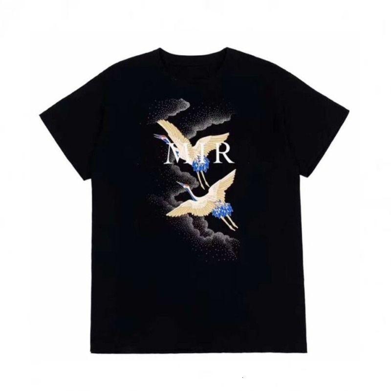 Luxury Designer T Shirt Summer T Shirt Fashion Mens Designer T Shirt Hip Hop Men Women Black Short Sleeve Tees Size S-XXL 4LH9