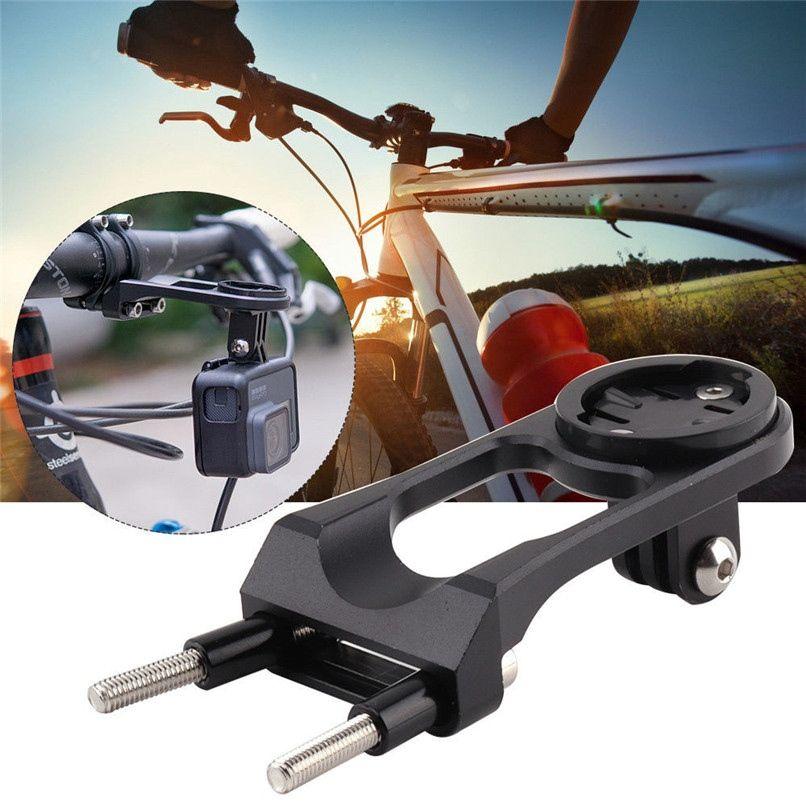 2X Bicycle Bracket Holder Handle Bar GPS Code Table Extension For Garmin Edge
