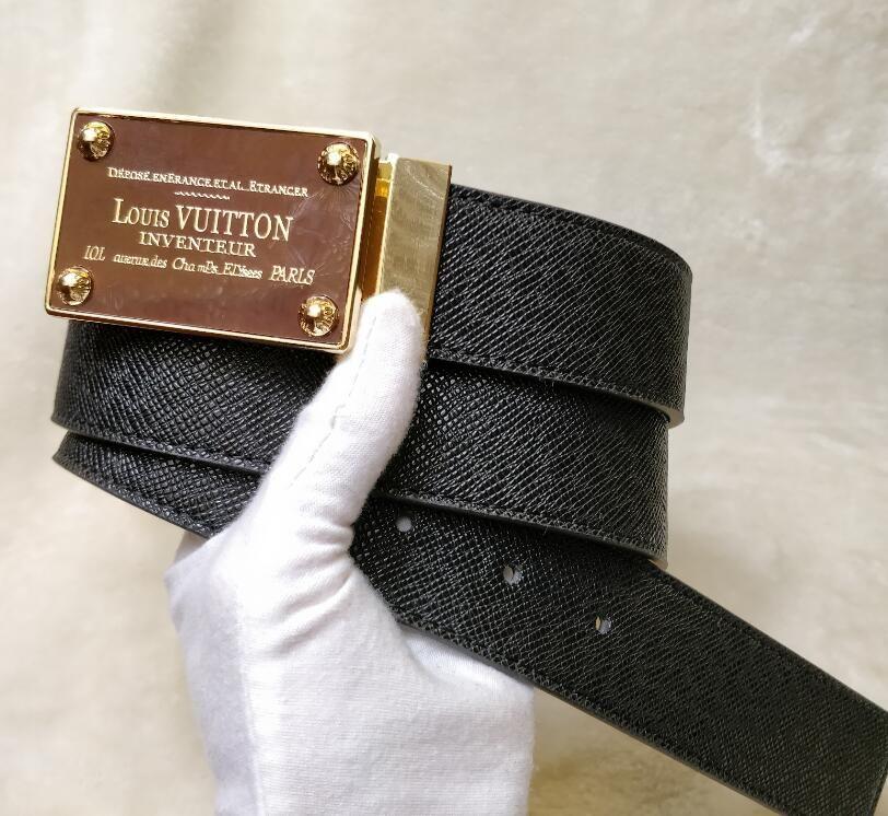2019 cinghia degli uomini / donne delle donne cinghia di cuoio genuina bianco e progettista colore bianco della pelle bovina della cinghia per i Mens di lusso di alta qualità di trasporto