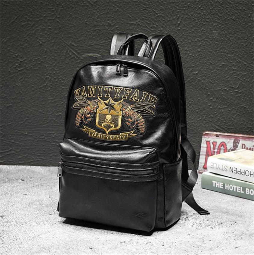 Конструктор Рюкзак Мужчины Hign качества Роскошные сумки на ремне Большой рюкзак PH-CFY20051324