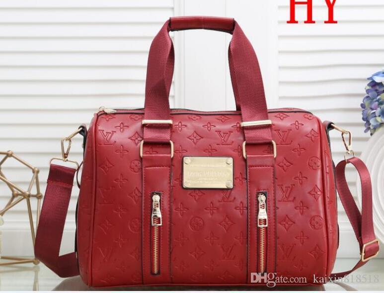 2019 SALE Damen Luxus-Wellen Herz Marmont Handtaschen Triple Black White Red Schultertasche aus Leder Lady Fashion Handles-Kette Kleid Totes a7