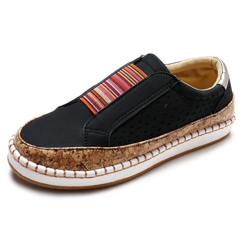 estilista de luxo Mulheres Sapatos Mulheres Sapatos Mulheres Sapatos Mulheres flexíveis Calçado de grande tamanho Estilo de lazer Tamanho 35-43 mais vendido confortável