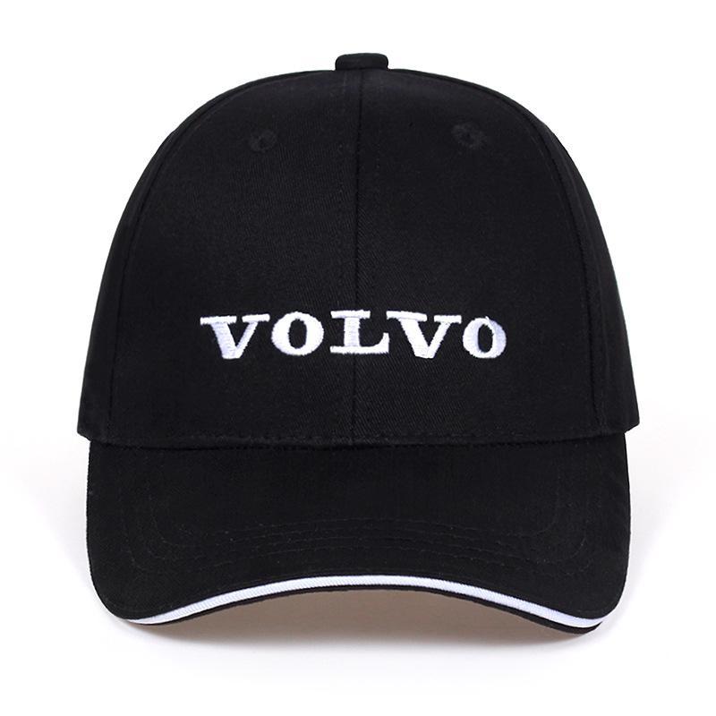 2019 Nova Unisex Algodão carta Bordado Volvo Boné de beisebol Snapback Moda Chapéus para mulheres dos homens Caps SH190921