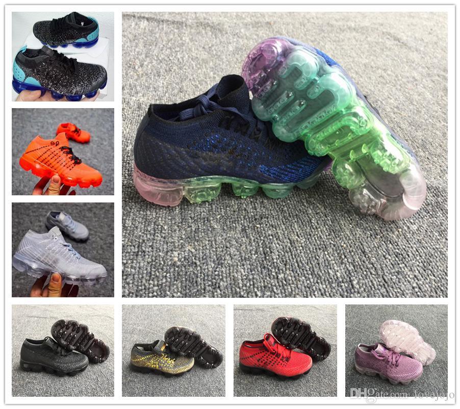 nike air max airmax Heiße neue Jungen Mädchen Air Flair Turnschuhe Laufschuhe Kinder Sportschuhe Kinder Schuhe Ausbildung Sport Sneaker Schuhgröße US 11C-3Y