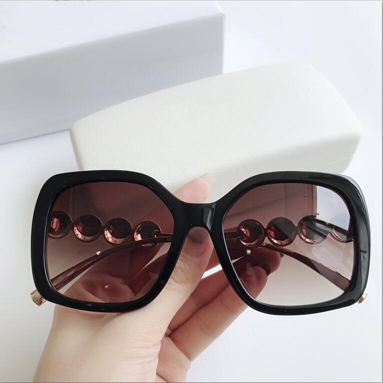 Gafas de sol para hombre Gafas de sol para mujer Lens para mujer Diseñador Gafas de sol Designer Hombres UV400 para gafas Oculos Mens mujeres 4375 CVCQE