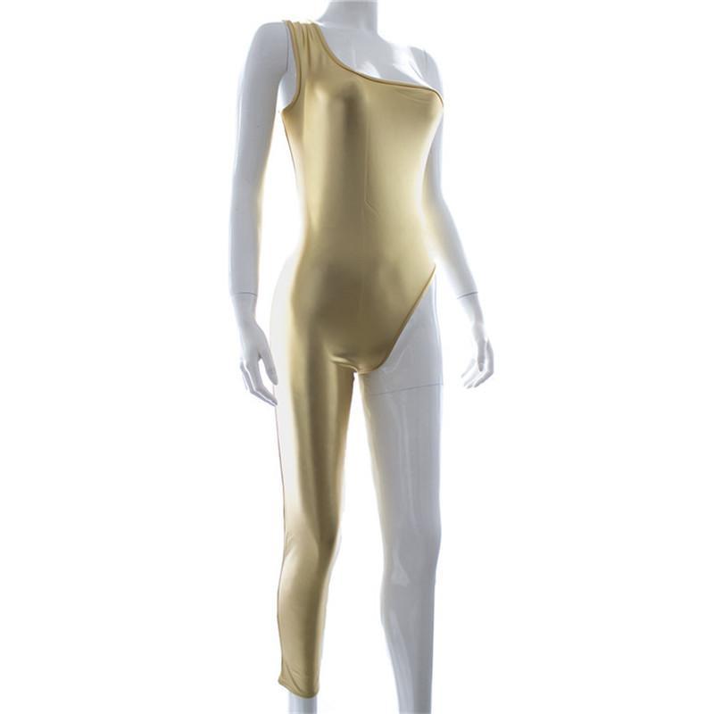 عبودية الأجهزة النسائية يمزح مثير داخلية حللا سروال واحد الساقين مشرق الجلود ملزمة الكبار لوازم الملابس المرحلة