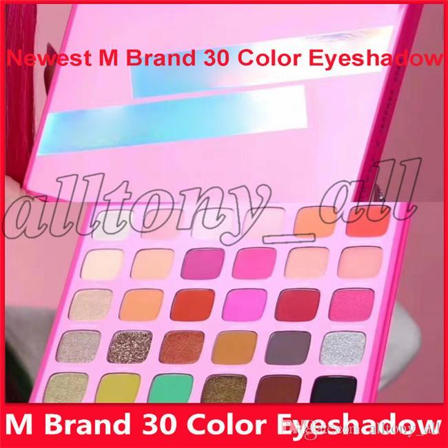 2019 Palette Maquillage récent Artistry Eyeshadow Ultimate Collection Neutre Palettes 30 couleurs EYESHADOW palette DHL Livraison gratuite