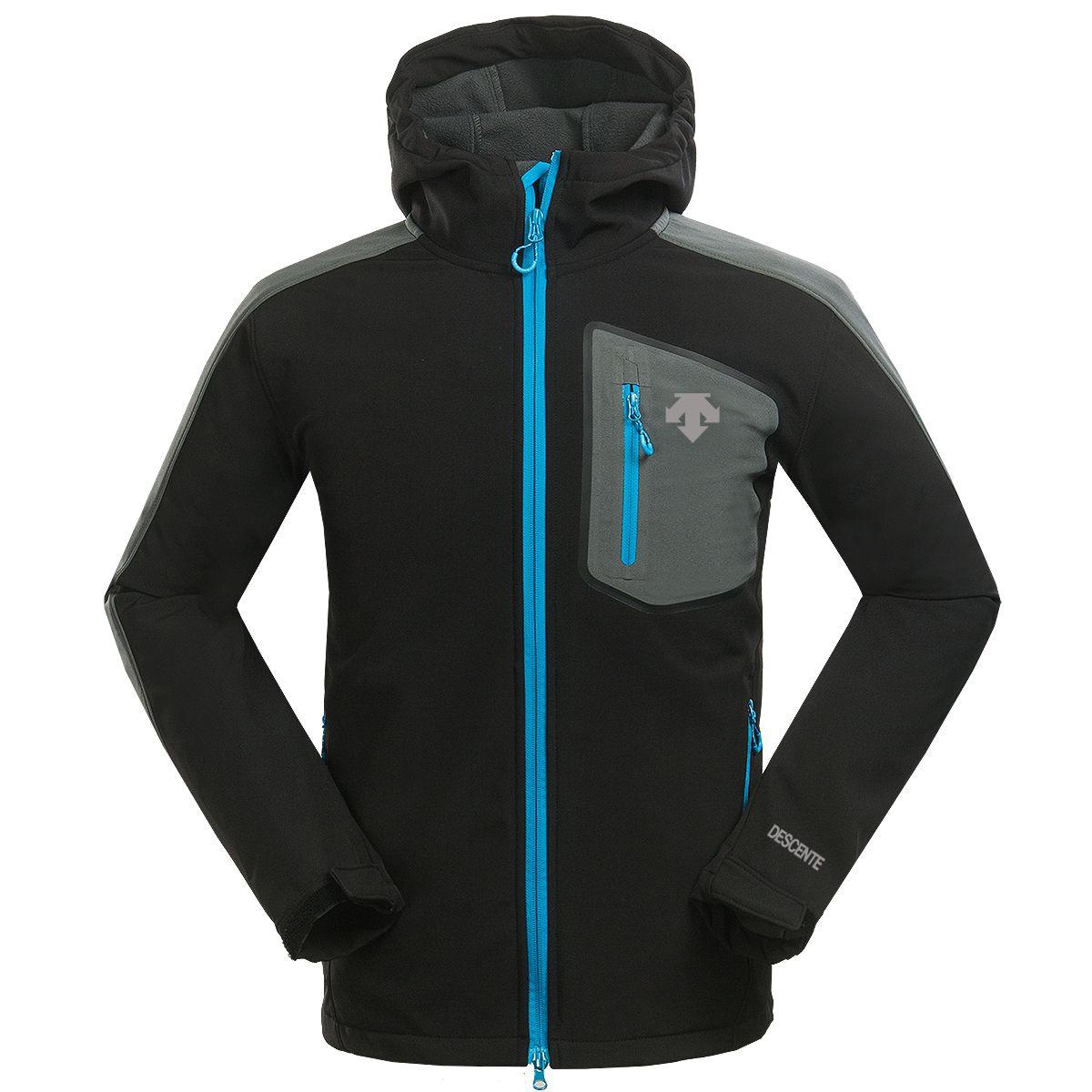 2019 nuovo The North mens DESCENTE Giacche Felpe Moda caldo casuale antivento sci Viso Cappotti All'aperto Denali Fleece Jackets 01