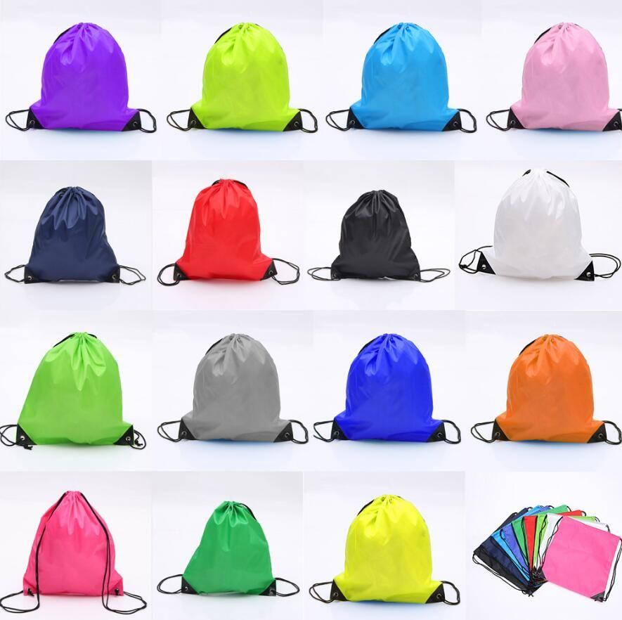 Los nuevos niños los niños del bolso de la bola mochilas telas no tejidas bolsas de niño de escuela bolsas de la compra bolsa de niños Cuarto de bolsillo del bebé envío libre