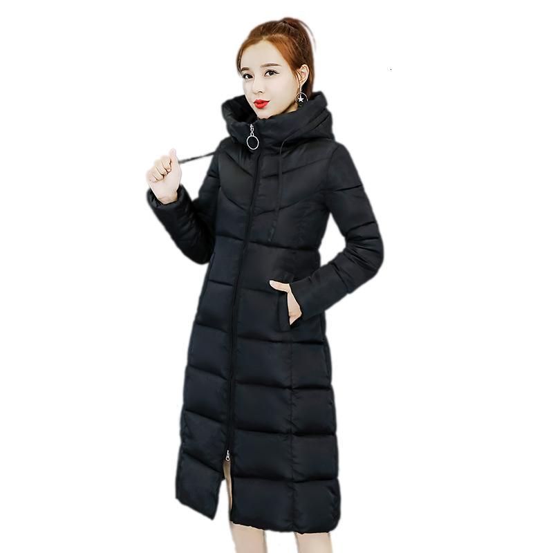 В 2019 году, долгая зимнее пальто и воротник вешалка была подготовлена для высоких Paka женщин.