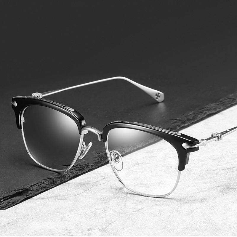 Mens Óculos Frames Mulheres Optical óculos de meia Handmade Eye Glasses Frames Miopia Óculos