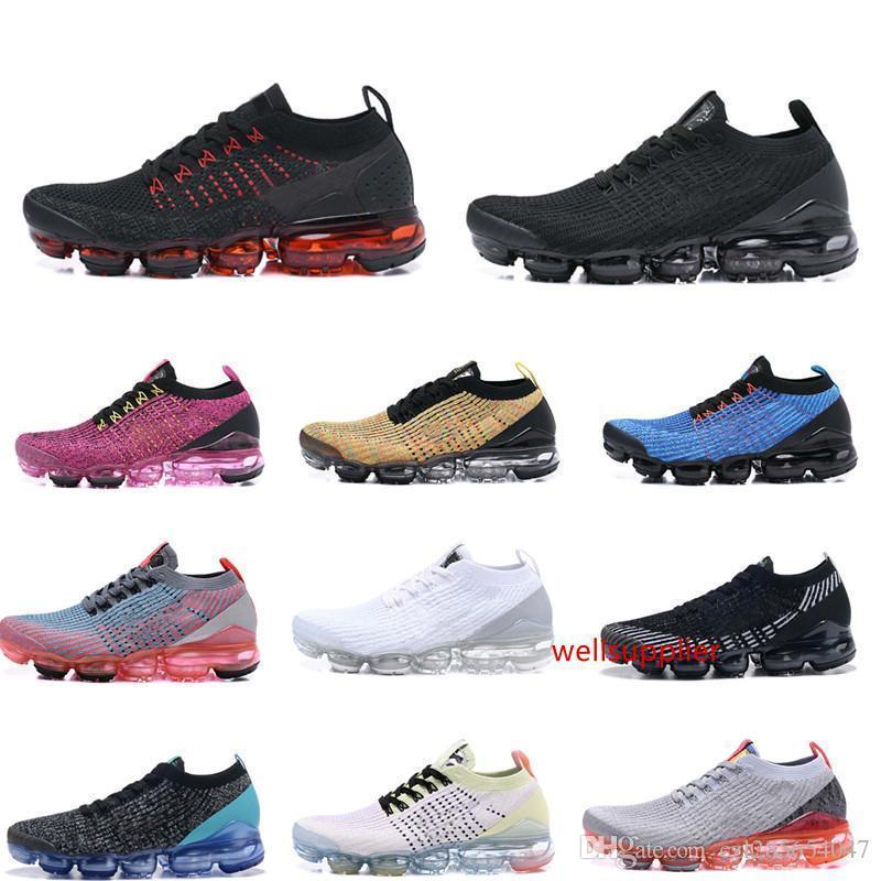 Chinois 2019 Nouvel An 2 Hommes Chaussures de course Bleu Fury flash Crimson Pure White Platinum Femmes Triple Noir 3.0 Sport Designer Shoes Sneaker
