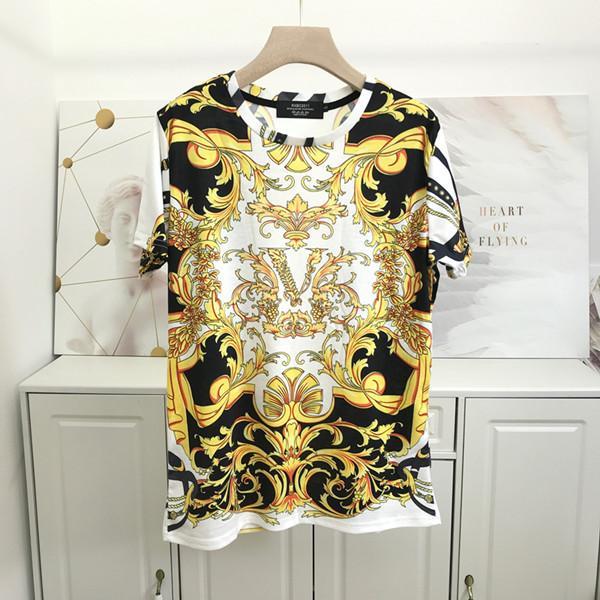 2020 Мужские футболки дизайн мода Мужская с коротким рукавом Bathing Ape хлопка высокого качества T-Shirt T-Shirt 3 Цвет Размер M-2XL # 1