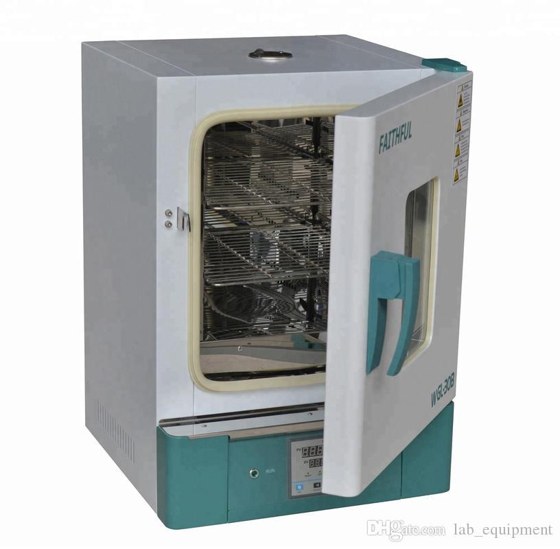 Lab Temperiergeräte Heißluft-Trockenofen PID Contriller Gebläseluft-Trockenofen (110V)