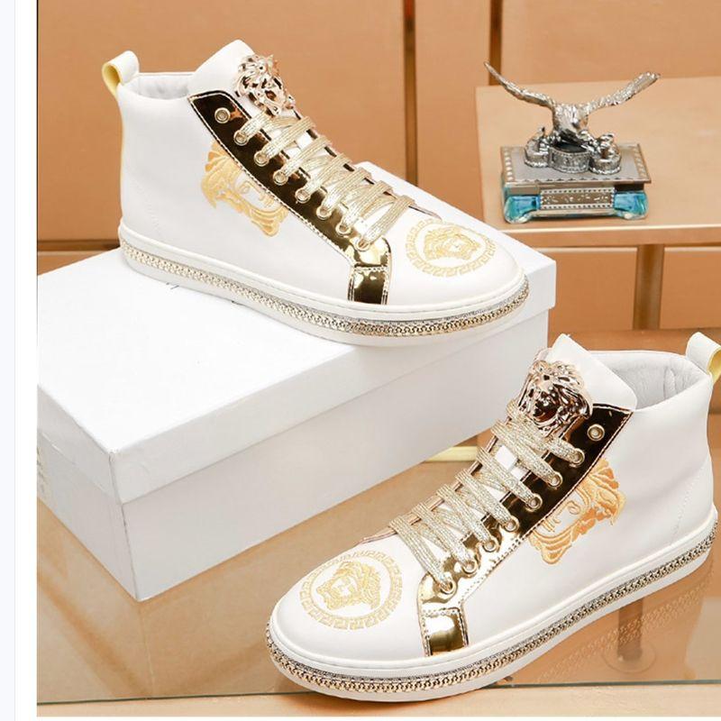 2020Z nuove scarpe da uomo moda casual, primavera e autunno calzature outdoor di sport di alta qualità, consegna veloce con l'imballaggio scatola originale