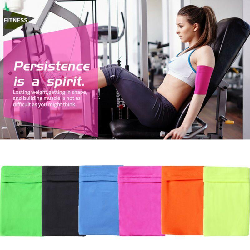 Arm-Band-Kasten-Abdeckung Sport Handy-Halter für Asus Rog Telefon 2 Samsung A50 Xiaomi Mi A3 CC9 An Hand Run Gürtel Tasche Tasche