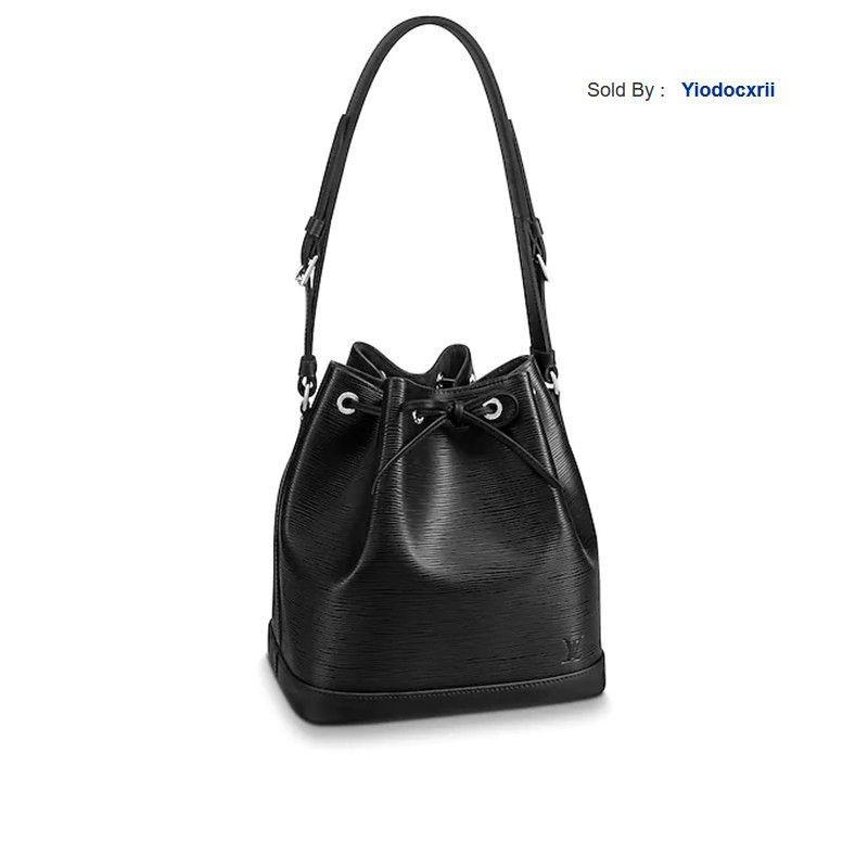 yiodocxrii P40E Handbags Petie-noe Leather Drawstring One-shoulder Lifting Handle Handbag M40752 Totes Handbags Shoulder Bags Backpacks