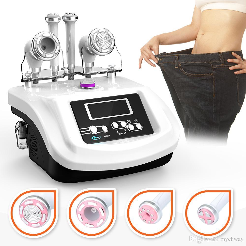 Самый лучший Миниая форма s кавитация для похудения РФ вакуумная машина для придания формы тела Красота тела Красота радиочастоты Электропорация Удаление морщин