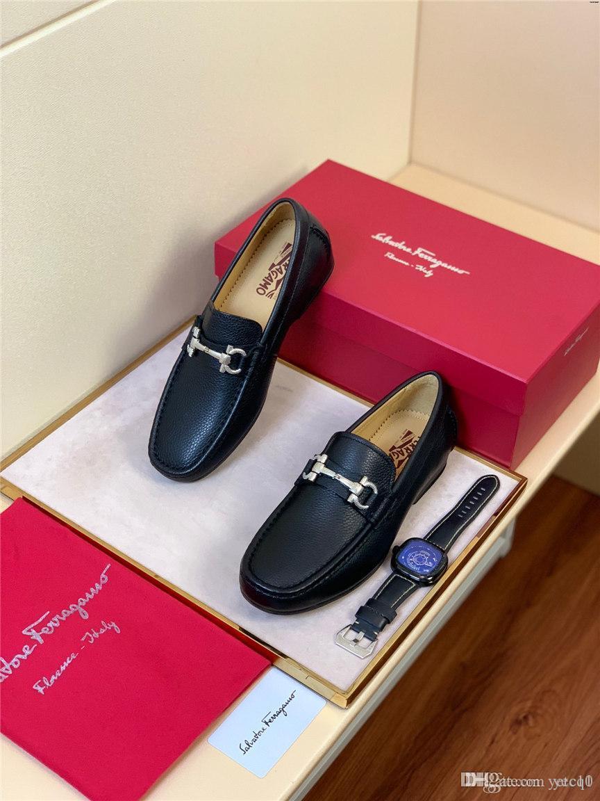 19SS yaz yeni erkek siyah sivri iş takım elbise erkek ayakkabı Olgun çekicilik İtalyan lüks el yapımı nefes gelinlik ayakkabıları YECQ1