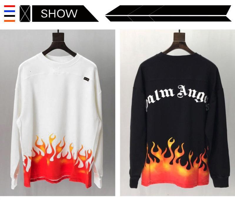 Männer und Frauen Langarm-T-Shirt Europa und Amerika Stil Pullover Hip-Hop-Sport Cc33010 Norwet