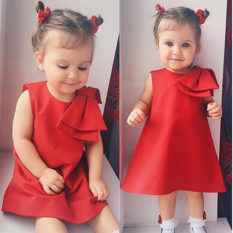 Pudcoco Братц 1Y-6Y цветок девочки платье принцессы Дети Детские партии Свадебные Pageant Кружевные платья