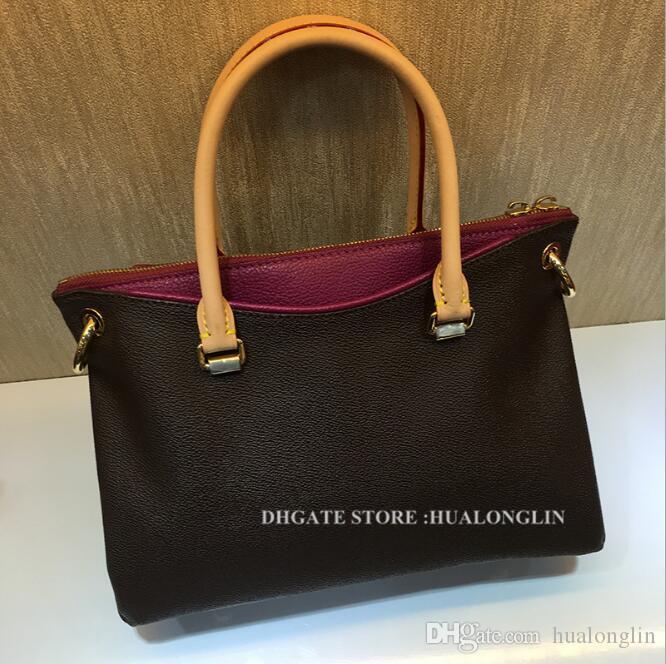 Handtaschen-Frauen Toten Blumen Lederhandtasche Hochwertiger Seriencode Markendesigner berühmt neue Art und Weise Förderung