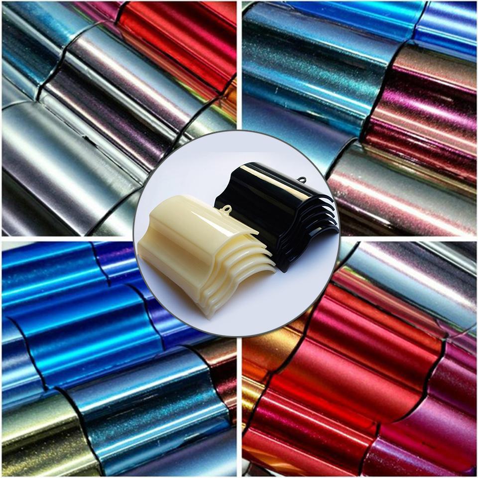 14 * 12 * 4cm 곡선 사용자 정의 페인트 디스플레이 패널 디스플레이 속도 모양 들어 자동차 랩 비닐 / Plastidip 디스플레이 MO-179U