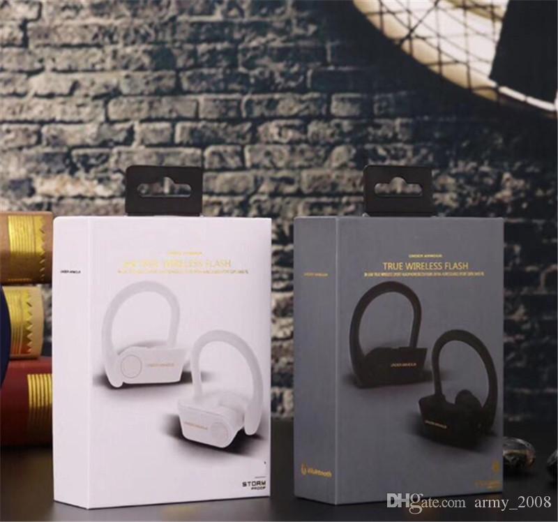 TWS VERDADERO SIN FLASH Auriculares Blutetooth 5.0 auriculares portátiles auriculares del oído para los dobles IOS Android del teléfono celular