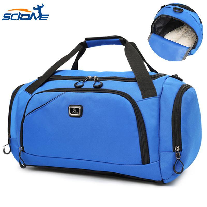 Sciona Gym Top Quality Multi-function Training Training de borse sportive borse borse borse da borsone portatile Borse da fitness SAC UOMO NUOVO KKBOU