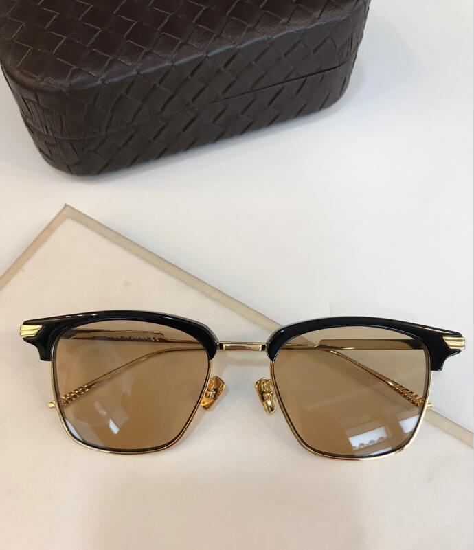 Designer-Sonnenbrillen für Männer 1007 Männer Sonnenbrillen für Frauen Frauen Sonnenbrille Mensentwerfer Beschichtung UV-Schutz Mode Sonnenbrillen