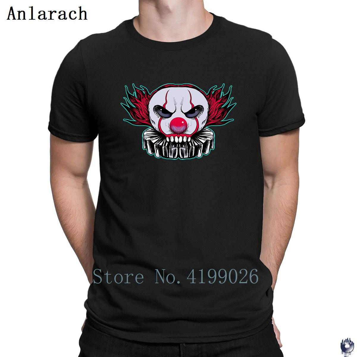Cráneos lindos TI camiseta Fotos de envío libres del verano de la criatura camiseta para los hombres de la cadera hop clásico unisex Anlarach S-3XL