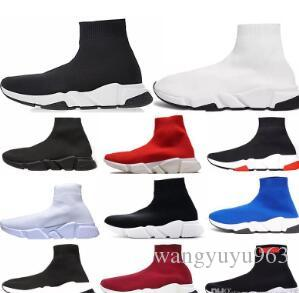 Calzini moda Scarpe da ginnastica da uomo Scarpe casual Sneakers Race Runners da uomo donna Scarpe sportive 36-45