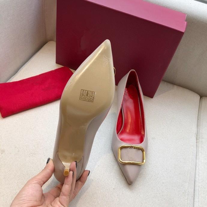 diseñador de zapatos rojos de tacón mujer extrema tacones altos zapatos de boda zapatos remaches valentín atractiva de las mujeres bombea rx200200602 estilete