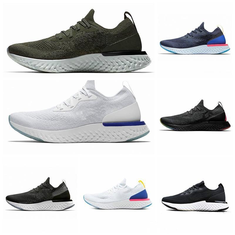 Femmes Chaussures De Course Réagir Formateurs Hommes Sport Mode Racing Runner Hommes Femmes Personnalité Formateur Confort De Basket-Ball Chaussures
