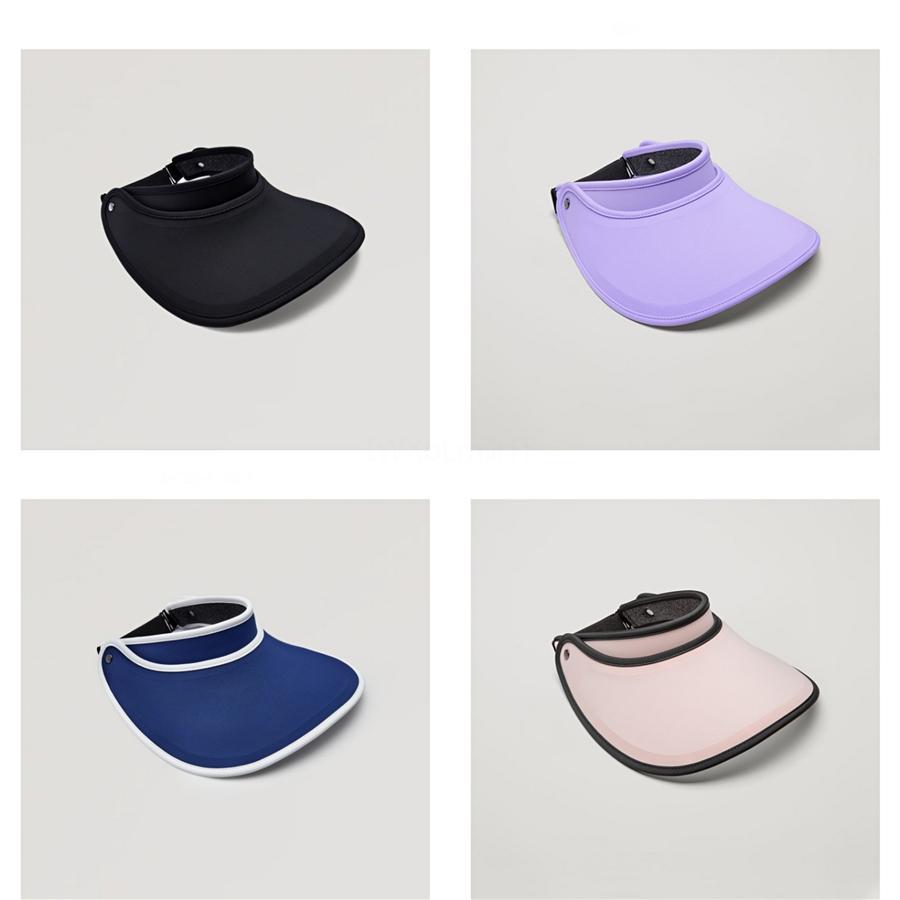 6 colori Lady Estate larghi del bordo dei cappelli delle donne pieghevoli Cappelli Spiaggia Con ricamato paillettes protezione solare cappello di paglia della nave Cappello libero # 273
