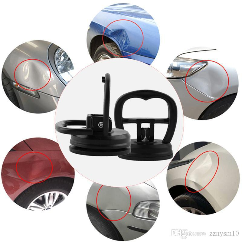 Mini Car Dent Remover Puller Auto Body Dent Removal Tools Strong Suction Cup Car Repair Kit Glass Metal Lifter Locking Useful wsxz