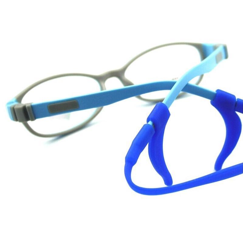 Çocuk Gözlük Gözlük Boyun Hizmetliler Gözlük Baş Sport Emniyet Kayış Kordon Tutucu Y1AC