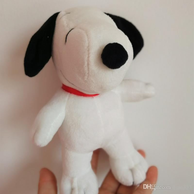 Peanuts SNOOPY Stuffed Animals 21CM SNOOPY Plush Doll Toys Promotion 1000pcs in stocks DHL Wholesale kids toys