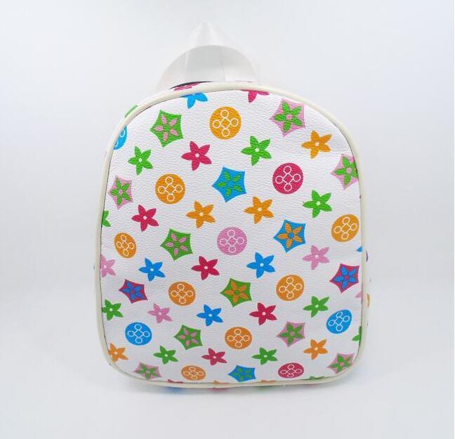 2019 Europa e in America ragazza ragazzo ovale borse designer borse di lusso borse bambini progettista borse borse zaino bambini # 4