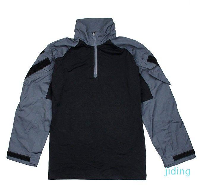 Estilo TMC ORG corte G3 combate Camisa CS caza táctico ropa uniforme de la chaqueta de la moda WL-2018 (Woodland) Color