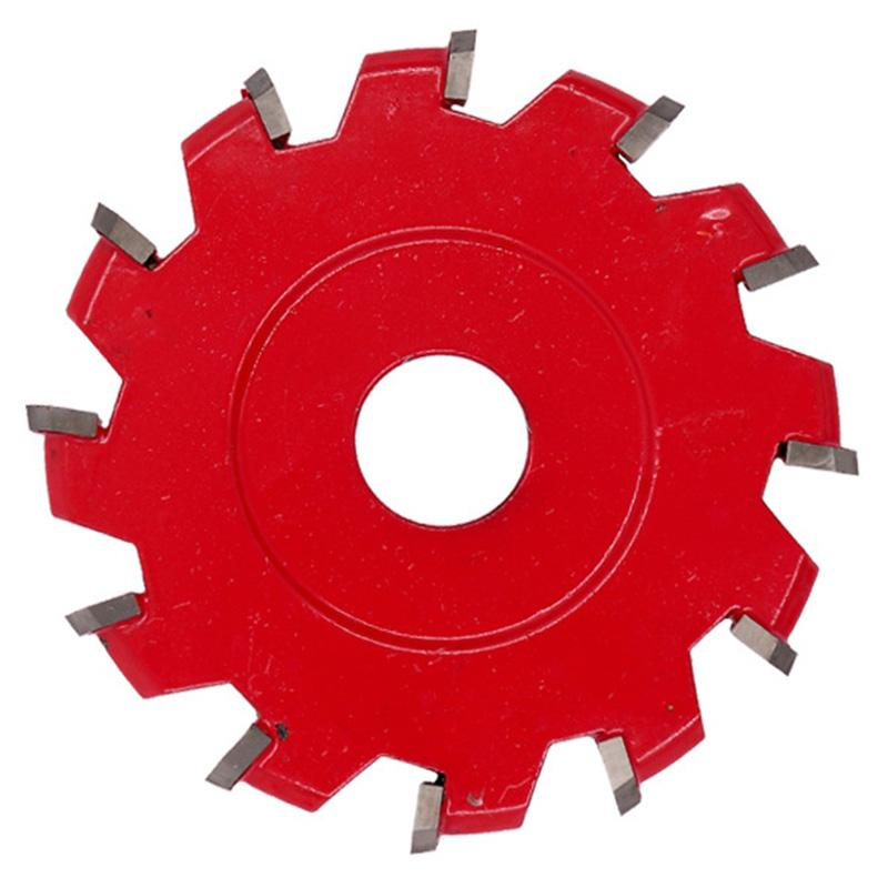 8Mm Cutter Round Sawing Cutting Blades Discs Open Aluminum Composite Panel Slot Groove Aluminum Plate For Spindle M