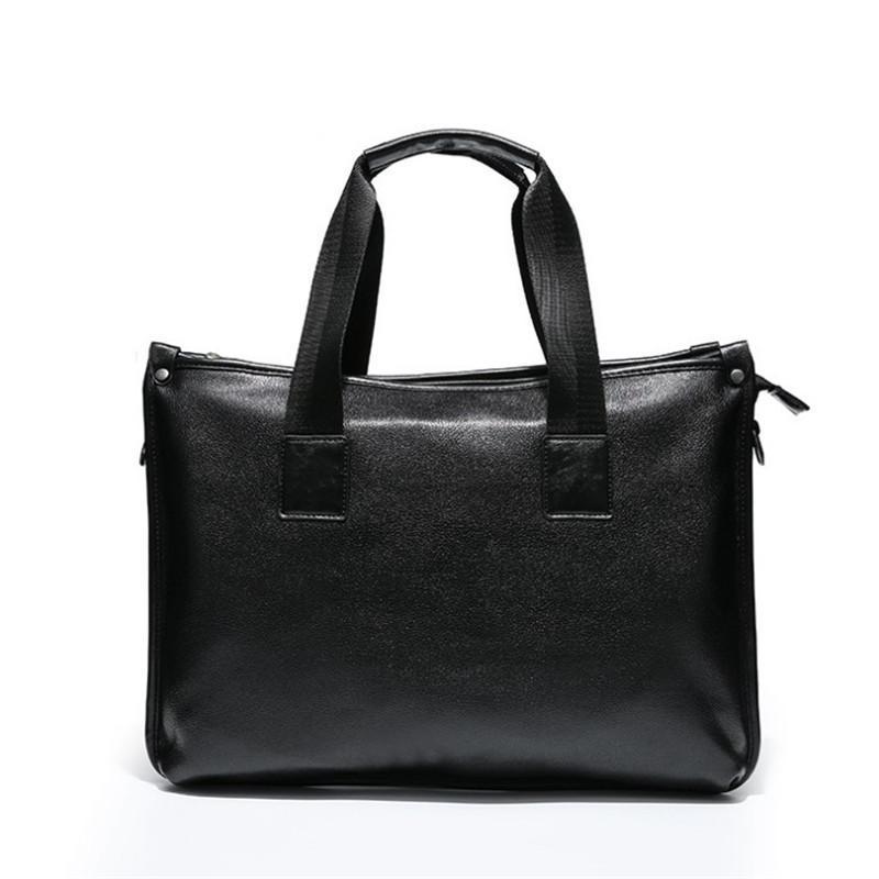 Handtasche Taschen High Business Classic PU Leder Computer Aktentasche Messenger Qualität Männer Tasche Männer Mann Laptoptasche P1122 TCpll
