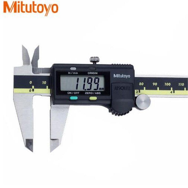 CALIBRE Digital Caliper 0-150mm Metric//Inch//Fraction Electronic Vernier Caliper